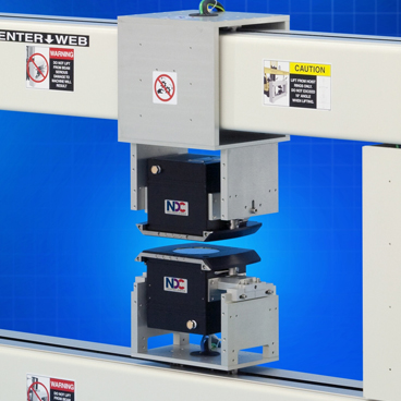Film Extrusion & Converting | Products | Beta & Gamma Gauges | Beta Transmission Gauges | NDC Technologies