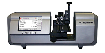The BETA LaserMike Z-Mike Pro Gauge Enables Manufacturers to Turn Out Precision Parts Efficiently and with the Highest Product Quality